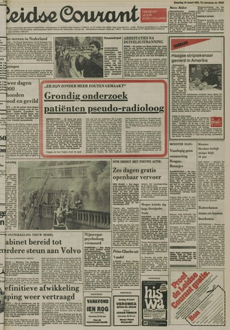 Leidse Courant 1981-03-14