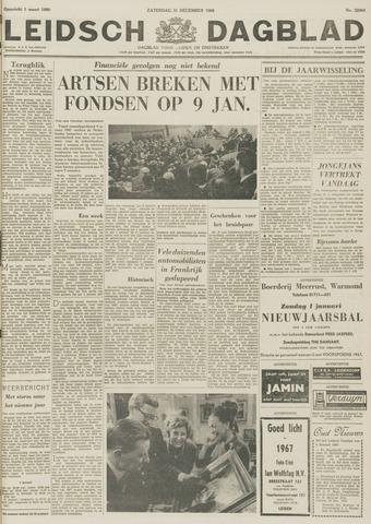 Leidsch Dagblad 1966-12-31