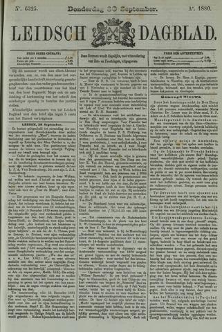 Leidsch Dagblad 1880-09-30
