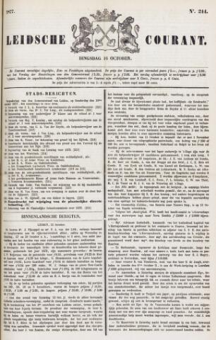 Leydse Courant 1877-10-16