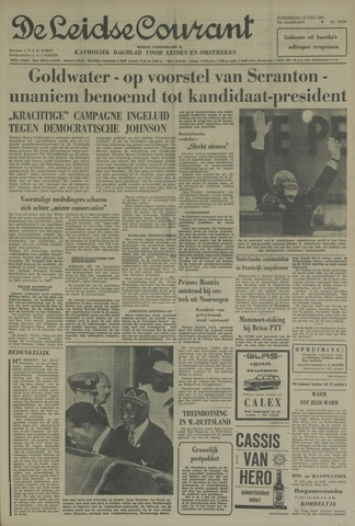 Leidse Courant 1964-07-16