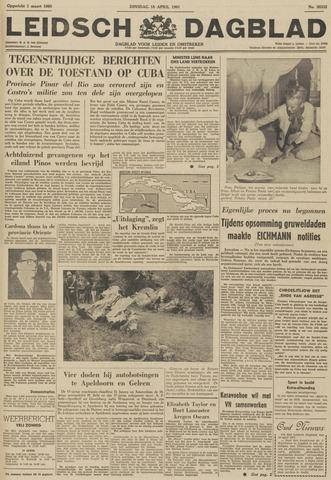 Leidsch Dagblad 1961-04-18