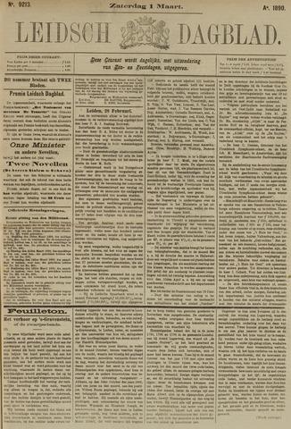 Leidsch Dagblad 1890-03-01