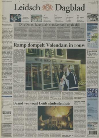 Leidsch Dagblad 2001