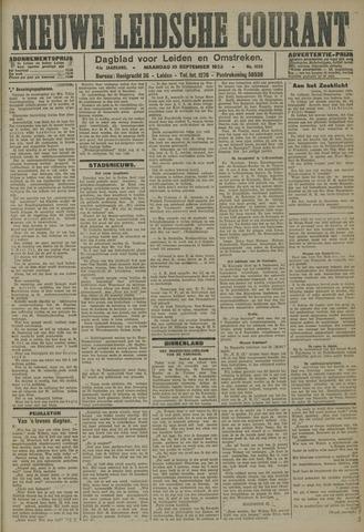 Nieuwe Leidsche Courant 1923-09-10