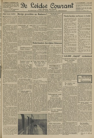 Leidse Courant 1947-08-09