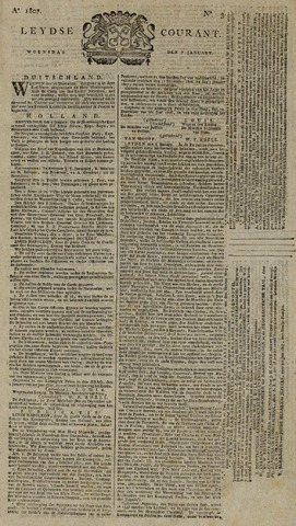 Leydse Courant 1807-01-07