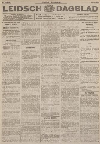 Leidsch Dagblad 1923-12-07