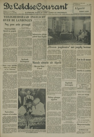 Leidse Courant 1962-06-27