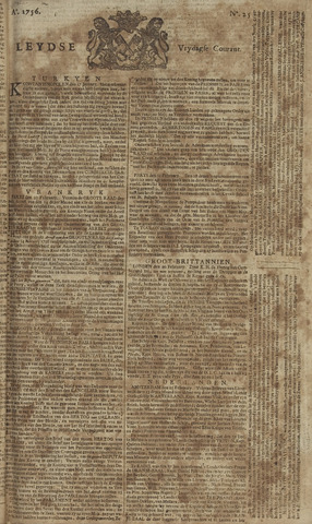 Leydse Courant 1756-02-27
