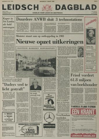 Leidsch Dagblad 1982-07-02