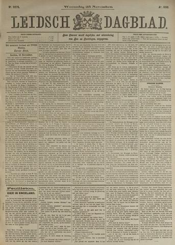 Leidsch Dagblad 1896-11-25