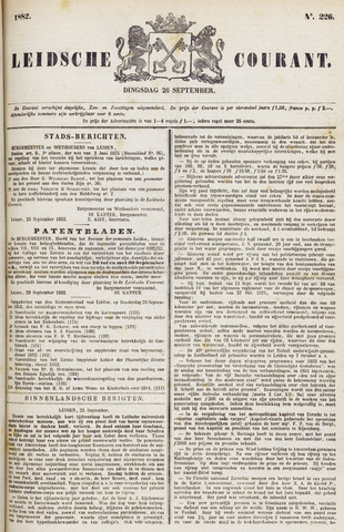 Leydse Courant 1882-09-26