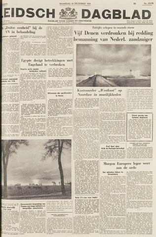 Leidsch Dagblad 1951-12-10