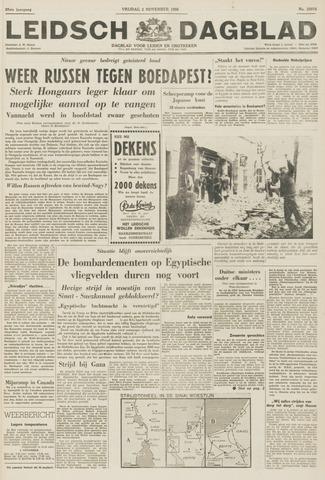 Leidsch Dagblad 1956-11-02