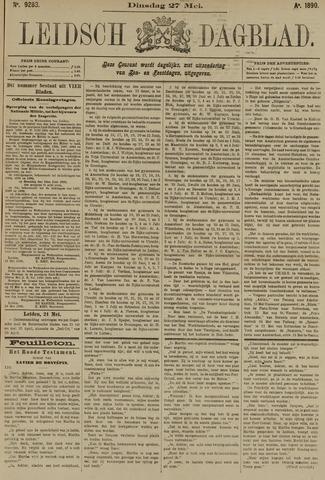 Leidsch Dagblad 1890-05-27