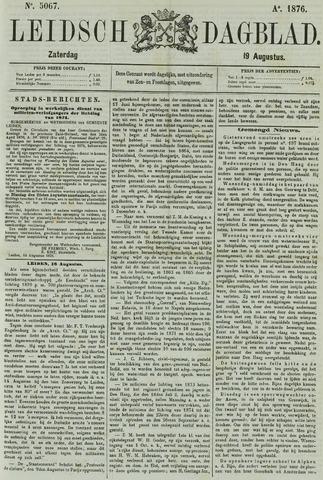 Leidsch Dagblad 1876-08-19