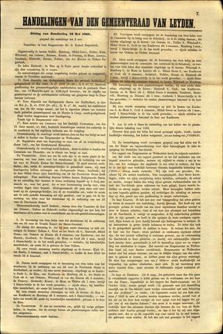 Handelingen van de Raad 1862-05-22