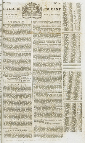 Leydse Courant 1828-08-13