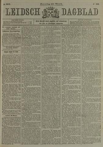 Leidsch Dagblad 1909-03-20