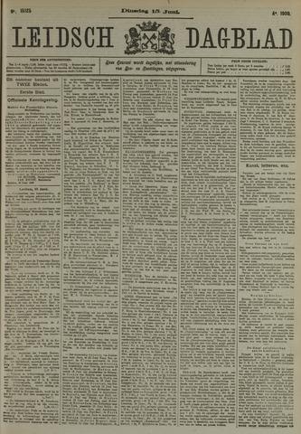 Leidsch Dagblad 1909-06-15