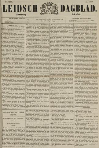 Leidsch Dagblad 1869-07-24