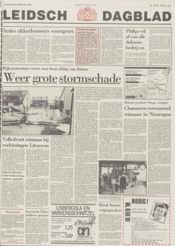 Leidsch Dagblad 1990-02-26