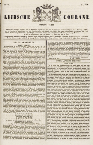 Leydse Courant 1873-05-16