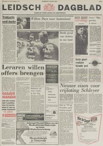 Leidsch Dagblad 1977-09-16