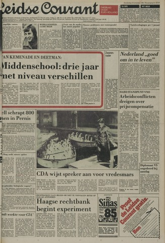 Leidse Courant 1981-11-12