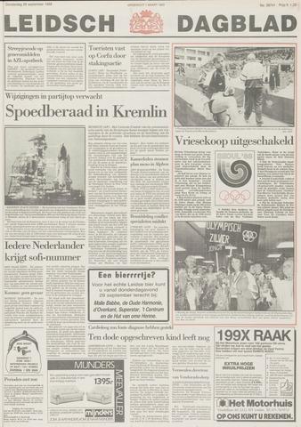 Leidsch Dagblad 1988-09-29