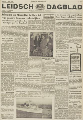 Leidsch Dagblad 1959-11-20
