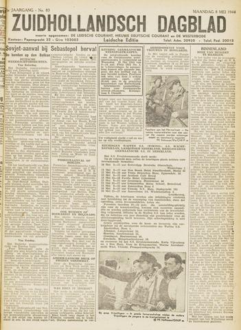 Zuidhollandsch Dagblad 1944-05-08