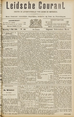 Leydse Courant 1890-05-05