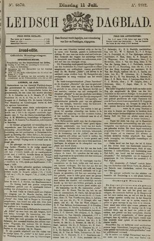 Leidsch Dagblad 1882-07-11