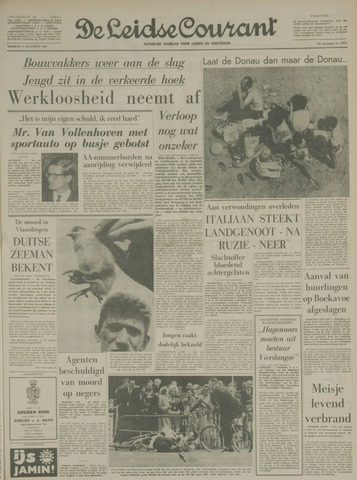 Leidse Courant 1967-08-08