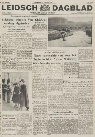 Leidsch Dagblad 1955-01-13