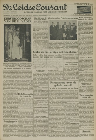 Leidse Courant 1952-12-27