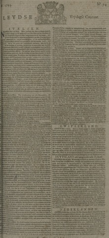 Leydse Courant 1744-06-19