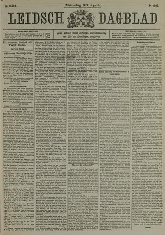 Leidsch Dagblad 1909-04-26