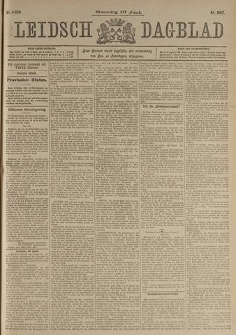 Leidsch Dagblad 1907-06-10