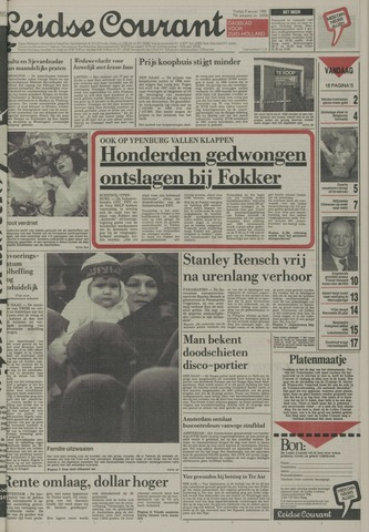 Leidse Courant 1988-01-08