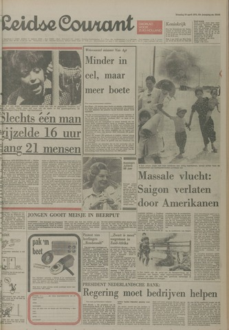 Leidse Courant 1975-04-29