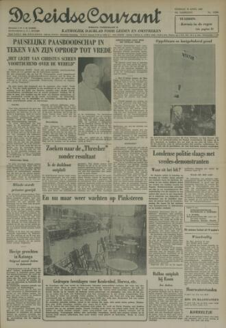 Leidse Courant 1963-04-16
