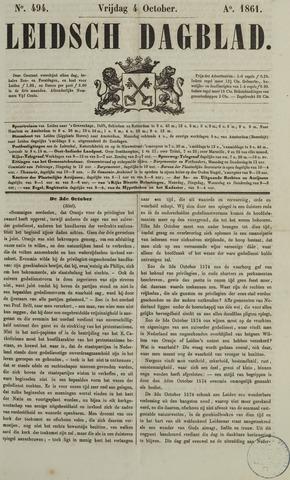 Leidsch Dagblad 1861-10-04