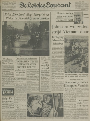 Leidse Courant 1967-01-11
