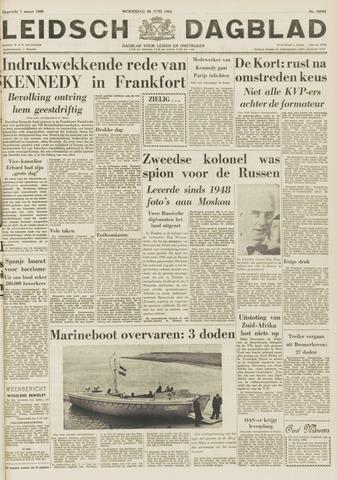 Leidsch Dagblad 1963-06-26