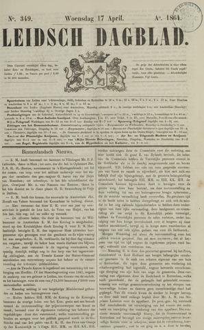 Leidsch Dagblad 1861-04-17