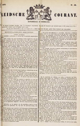 Leydse Courant 1883-02-15