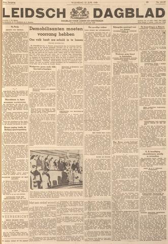 Leidsch Dagblad 1949-06-22